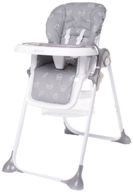 4Baby High Chair Decco Grey