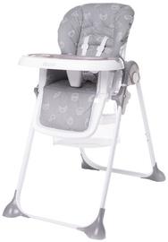 Maitinimo kėdutė 4Baby Decco Grey