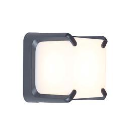 GAISMEKLIS 6166-3K 9W LED IP54 DG (LUTEC)
