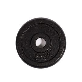Diskinis svoris grifui YLPS04, 2.5 kg 31 mm
