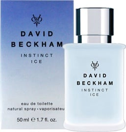 David Beckham Instinct Ice 50ml EDT