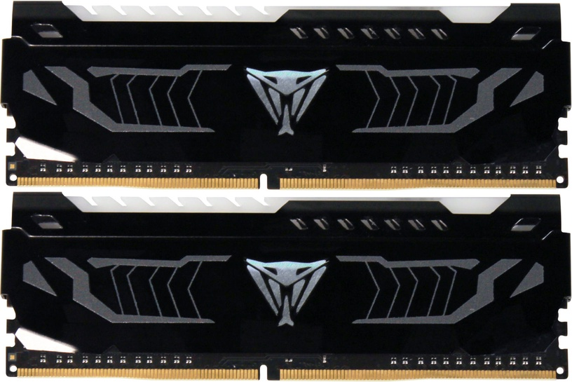 Patriot Viper LED RED Series 16GB 3000MHz CL15 DDR4 KIT OF 2 PVLR416G300C5K