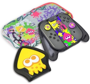 Hori Splatoon 2 Deluxe Splat Pack incl. Pouch and Accessories