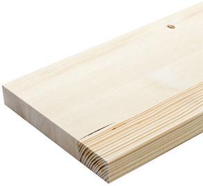Подоконник SN Wood Window Sill 1200x200x28cm Pine