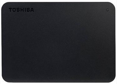 Жесткий диск Toshiba HDTB440EK3CBH, HDD, 4 TB, черный