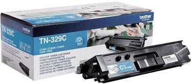 Lazerinio spausdintuvo kasetė Brother TN-329C Cyan