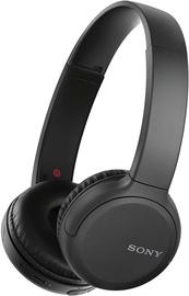 Ausinės Sony WH-CH510 Black, belaidės