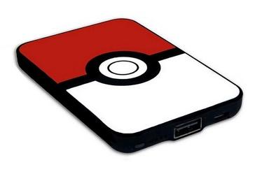 QTL Technologies Pokemon Poke Ball Power Bank 5000mAh