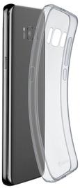Cellular Line Fine Back Case For Samsung Galaxy S8 Plus Transparent