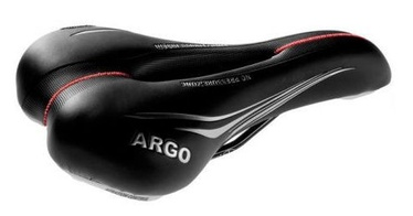 Selle Monte Grappa Argo Saddle Black