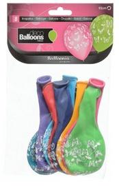 Õhupall Verners Balloonia Butterflies, 8 tk