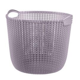 Krepšelis Curver Knit L 240376, 30 l, plastikas