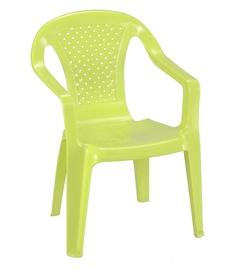 Bērnu krēsls plastmasas zaļā kamēlija 46225