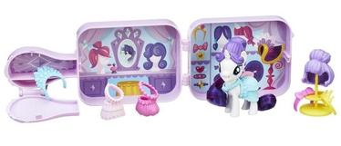 Hasbro My Little Pony The Movie Pony Rarity Mirror Boutique Playset