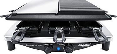 Elektrigrill Steba Raclette Steell Deluxe RC 8