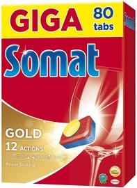 Henkel Somat Gold 80 Tabs