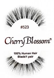Cherry Blossom 100% Human Hair Eyelashes 523