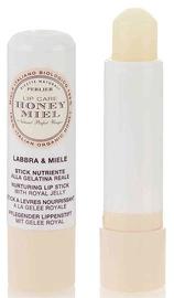 Бальзам для губ Perlier Honey Lip Stick Transparent, 5 г