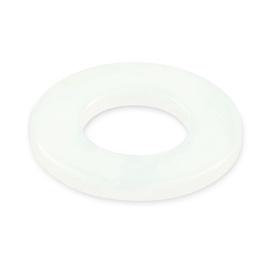 Paplāksnes DIN 125, 4 mm, 25 gb