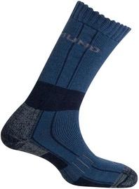 Носки Mund Socks Himalaya Blue, 42-45, 1 шт.