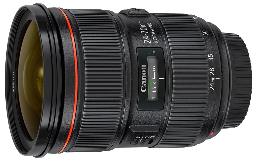 Canon EF 24-70/2.8L II USM