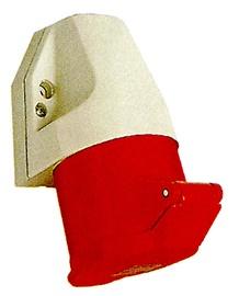 Kištukinis lizdas Walther 110406, 4P, 16A
