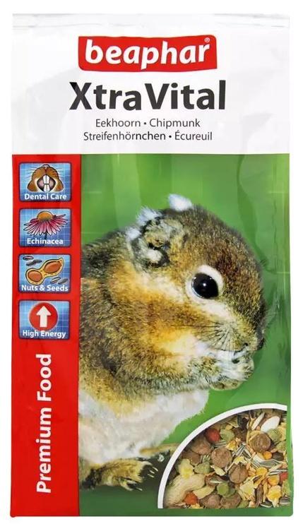 Beaphar Xtra Vital Squirrel/Chipmunk 800g
