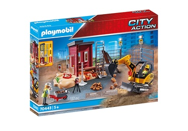 Konstruktors Playmobil City Action 70443