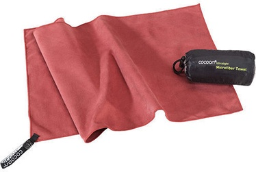 Cocoon Microfiber Towel Red M