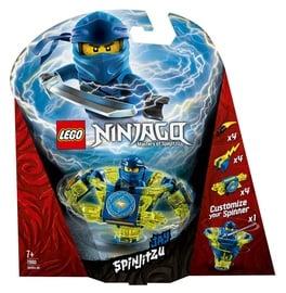 Konstruktor LEGO Ninjago Spinjitzu Jay 70660