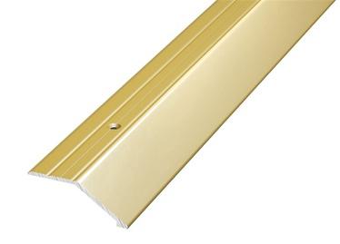 Parketo kampas C3, aukso, 180 x 4.5 x 1.8 cm