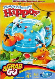 Galda spēle Hasbro Hungry Hungry Hippos Travel B1001