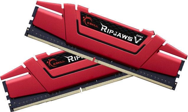 G.SKILL RipjawsV 32GB 2400MHz DDR4 CL15 DIMM KIT OF 2 F4-2400C15D-32GVR