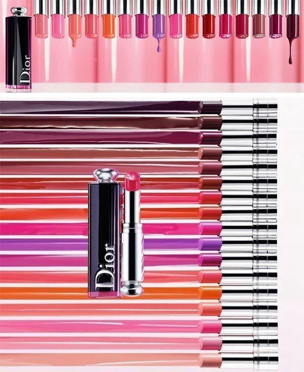 Бальзам для губ Christian Dior Addict Lacquer Stick 550, 3.2 г