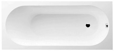 Villeroy & Boch Oberon Solo Bath with Legs White 170x75