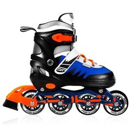 Ролики Spokey Tony 927007, синий/белый/черный/oранжевый, 28-32