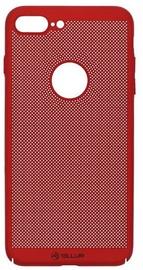 Tellur Heat Dissipation Back Case For Apple iPhone 7 Plus/8 Plus Red