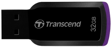 Transcend Jet Flash 360 32GB Black/Purple
