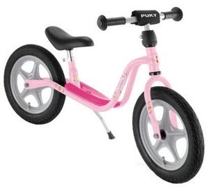 Vaikiškas dviratis Puky LR 1L Balance Bike Lillifee 4062 Pink