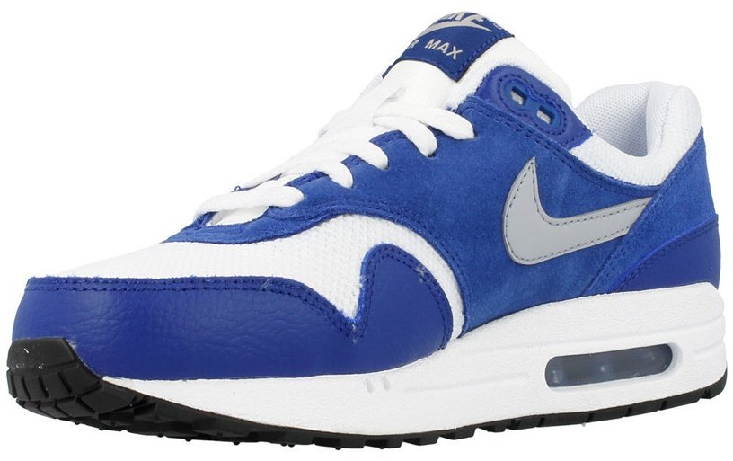 Nike Sneakers Air Max 1 Gs 555766-111 Blue 38