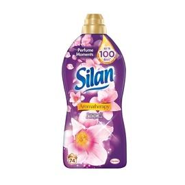 Skalbinių minkštiklis Silan Orange Oil & Magnolia, 1.85 l