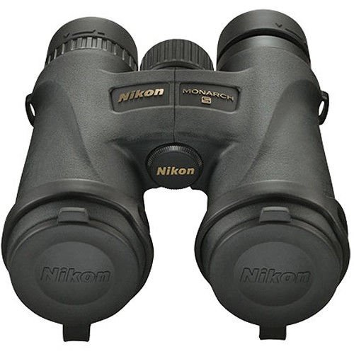 Nikon 10x42 Monarch 5 Binoculars Black