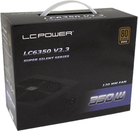 LC-Power LC6350 V2.3 350W