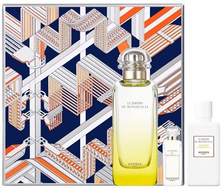 Hermes Le Jardin de Monsieur Li 100ml EDT Unisex + 80ml Body Lotion + 7.5ml EDT