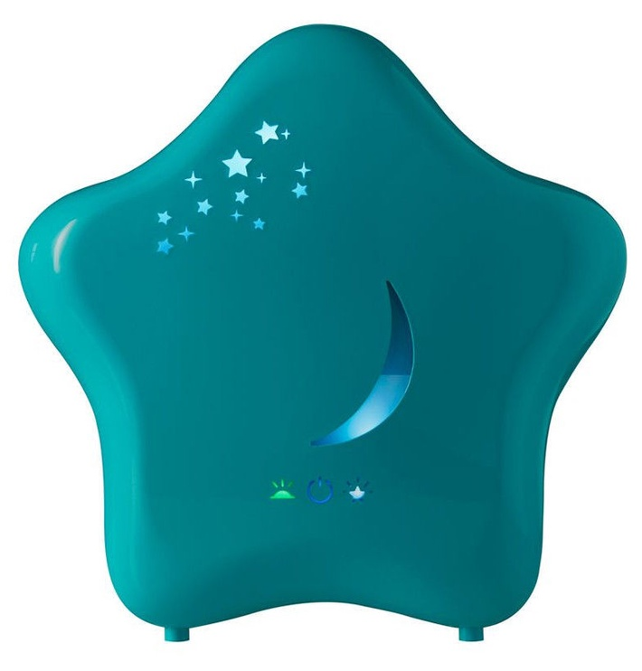 Lanaform Humidifier Nightlight Moony LA120122 Turquoise