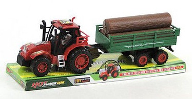 Tommy Toys Tractor Hot Farmer Cor 104884