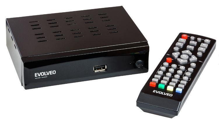 Evolveo Alpha HD DVB-T