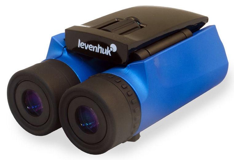 Levenhuk Rainbow 8x25 Blue Wave Binoculars