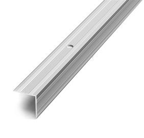 Kāpņu leņķis Grace Stair Nosing D5 0.9m Silver
