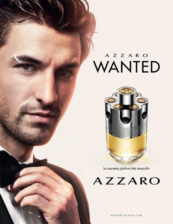 Azzaro Wanted Deodorant 75ml
